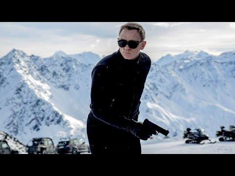 On the set of SPECTRE (James Bond Movie - 2015)