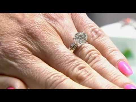 World's biggest man-made diamond debuts in NYC