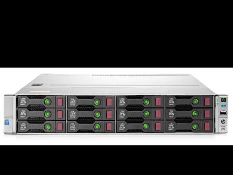 QuickLook at the HP ProLiant DL80 Gen9 Server