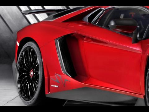 Lamborghini Aventador LP 750-4 SV (Genève 2015)