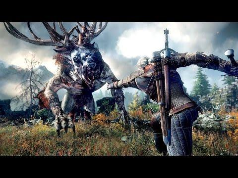 The Witcher 3 WILD HUNT -  7 Minutes of Gameplay