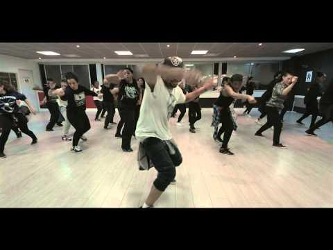 Jiggy - Blackberry by Vybz Kartel (dancehall choreography)