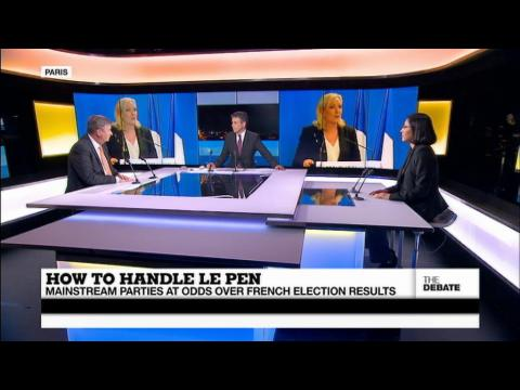 How to handle Le Pen: Mainstream parties at odds over French election results (part 1)