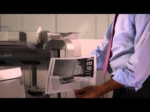 Canon varioPRINT DP Line Black and White Digital Press Overview