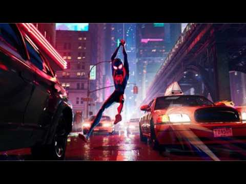 Into the Spider-Verse Wins at BAFTAs