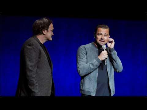 Leonardo DiCaprio's Gets TV Series Order