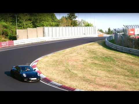 Development Porsche 911 - Testing Nürburgring - On the track