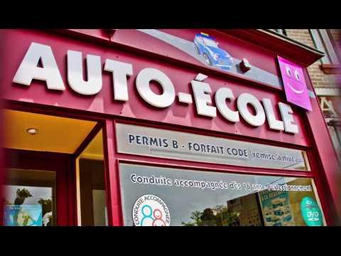 """Permis de conduire : les auto-écoles manifestent contre """"l'ubérisation"""" de la profession"""