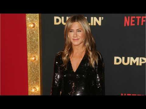 Brad Pitt Attended Jennifer Aniston's Star-Studded 50th Birthday Party