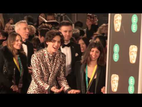 2019 EE BAFTAs Red Carpet Highlights