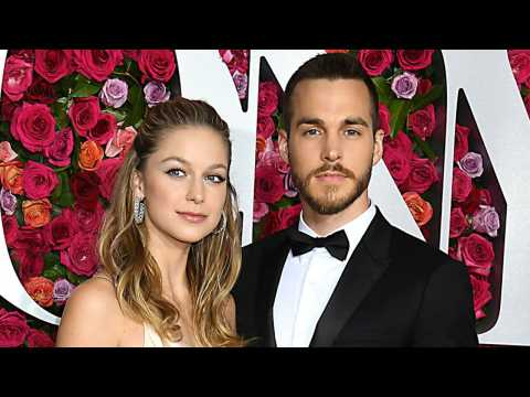 Melissa Benoist & Chris Wood Engaged
