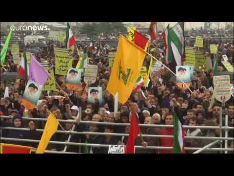 Iran: Rouhani defies US on 40th anniversary of Islamic Revolution