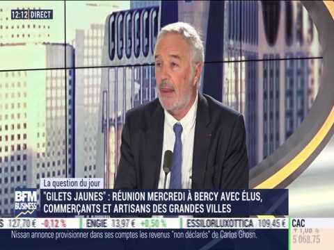 La question du jour: Réunion mercredi à Bercy sur le cas des gilets jaunes - 12/02