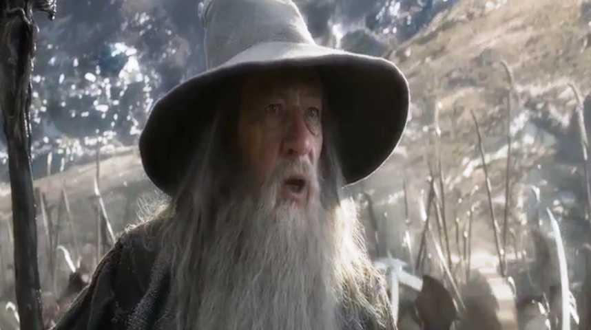 Le Hobbit : la Bataille des Cinq Armées - Extrait 30 - VF - (2014)