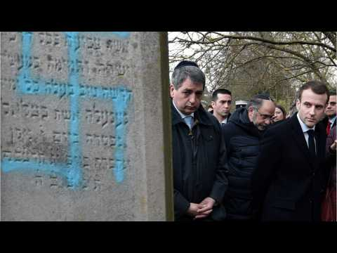Macron: Anti-Semitism At Its Worst Since WWII