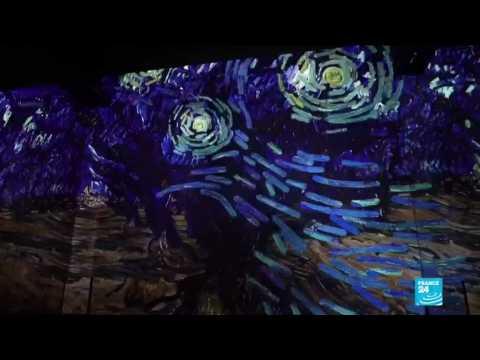 Atelier des Lumieres: New Van Gogh exhibit combines art, music into immersive experience