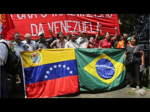 Brazil to Deliver Aid For Venezuela Despite Impending Border Closure