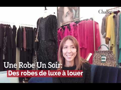Une Robe Un Soir: des robes de luxe à louer