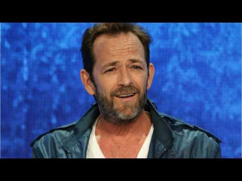 Luke Perry Hospitalized After Reported Stroke