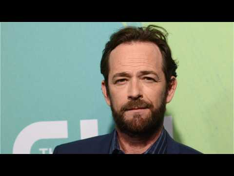 Luke Perry's 90210 Co-Stars Send Messages Of Support Following News Of His Stroke