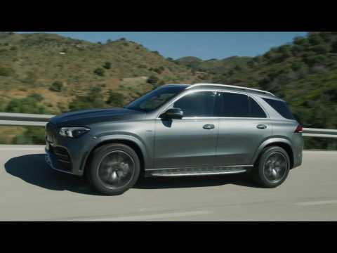 Mercedes-AMG GLE 53 4MATIC+ - Driving Video