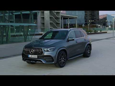 Mercedes-AMG GLE 53 4MATIC+ Design Preview