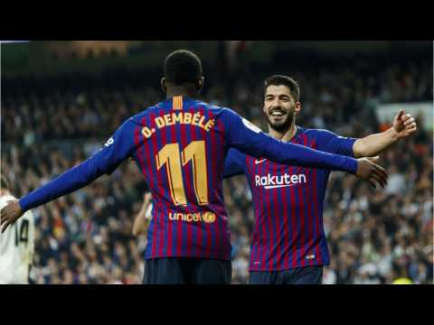 Barcelona Beats Real Madrid In Second Leg Of The Copa Del Rey Semi Final