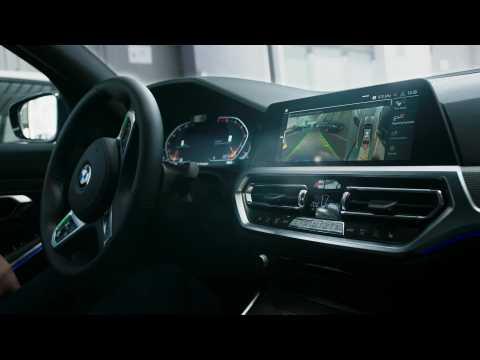 Une voiture autonome... en marche arrière