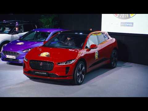 Car of the Year 2019 - Highlights at Geneva Motor Show 2019