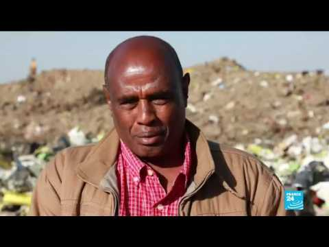 Ethiopian Airlines crash: Families and friends flock to crash site