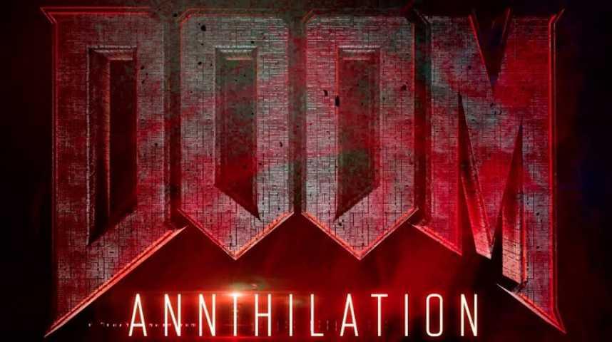 Doom: Annihilation - Teaser 1 - VO - (2019)