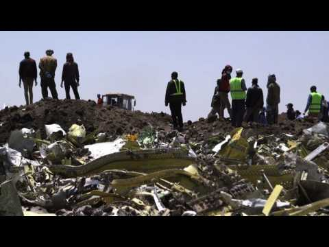 Ethiopian Airlines grounds Boeing 737 MAX 8 fleet after crash
