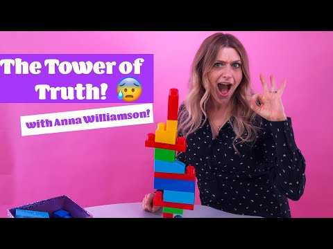 The Tower of Truth...with Anna Williamson!