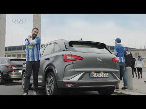 Hyundai - A Matchday in Europe