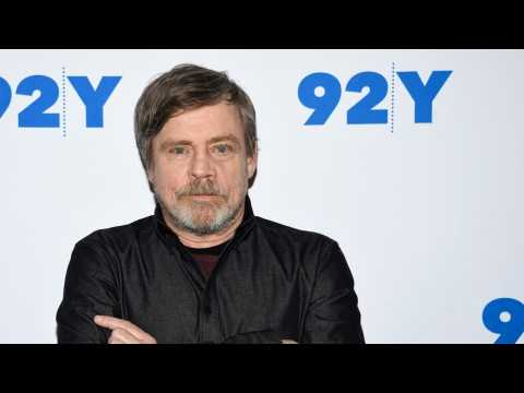 Mark Hamill Teases Announcement of Secret Project