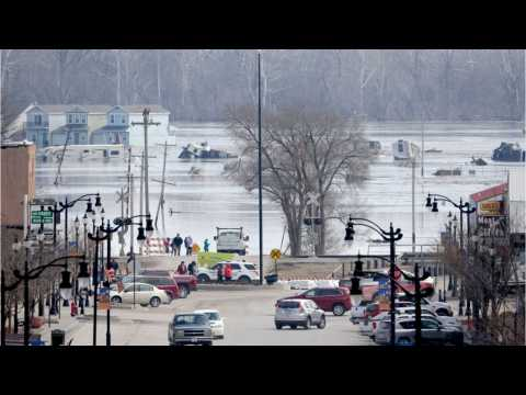 Catastrophic Floods Cause Widespread Damage In The Midwest