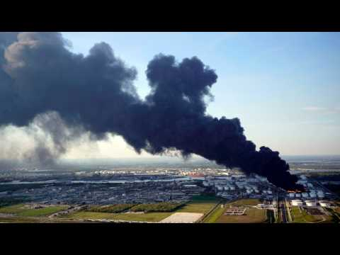 Mitsui Petrochemical Unit Under Investigation After Massive Fire Raged For Days