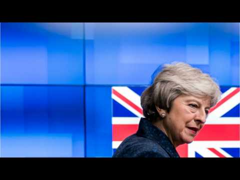 UK Prime Minister Theresa May Asks for Brexit Delay