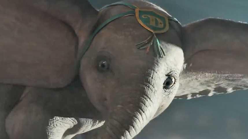 Dumbo - Extrait 1 - VO - (2019)