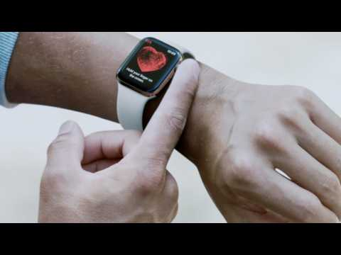 Study Shows Apple Watch Not A Replacement For Medical Device