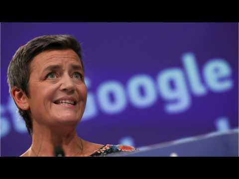 Google Fined $1.7 billion By EU