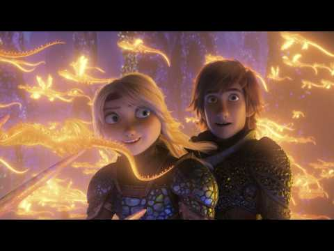 'How to Train Your Dragon 3' Wins The Box Office Race