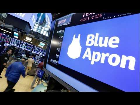 Blue Apron Stock Tumbles
