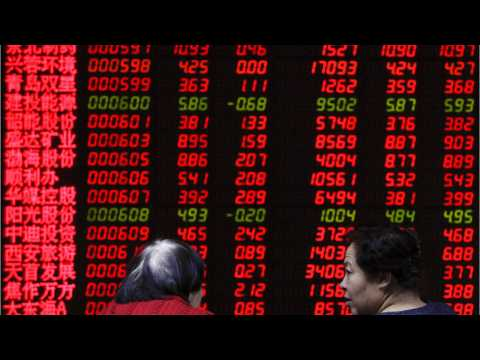 Stocks Up-And-Down As China Slashes Growth Tragets