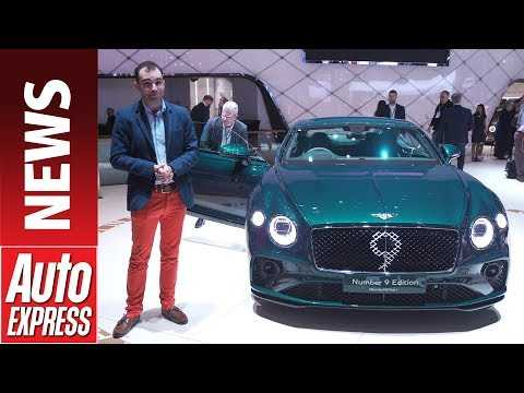 New Bentley Continental GT No. 9 Edition revealed – a Blower Bentley for modern times