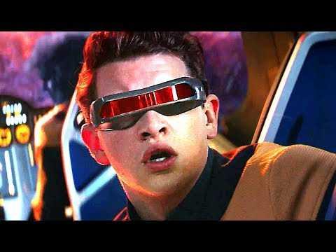 DARK PHOENIX Full Movie Trailer (2019) New X-Men Movie