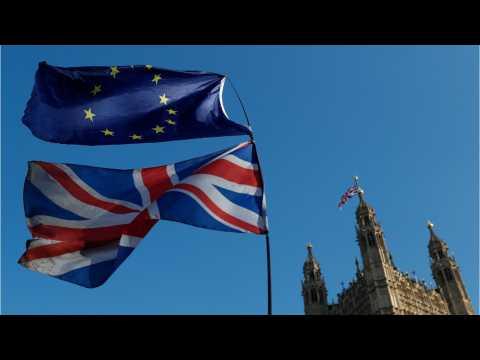 UK's Attorney General Arrives In Brussels For Brexit Talks