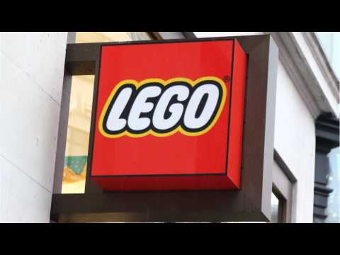 Lego Pokes Fun At Samsung's Foldable Phone