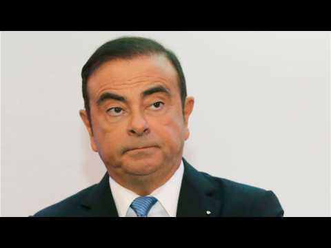 Former Nissan Boss Ghosn Committed To Fighting 'Meritless & Unsubstantiated' Charges
