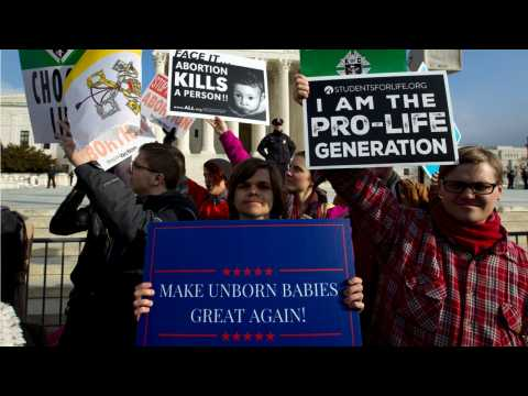 Republicans Focus On Late Term Abortion To Bring New Energy To Conservative Base